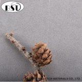 고품질 Polished 석영 돌 부엌 싱크대를 위한 회색 화강암 석판