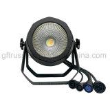 100W RGBWA 5in1 LEDの穂軸の防水同価ライトIP65同価は穂軸LEDの段階ライトできる