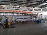 Vieja máquina de recubrimiento de papel para sublimación