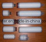 Absolute Nenngefalteter Filtereinsatz des nylon-N6/N66 Membrane