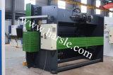 Machine à cintrer hydraulique de commande numérique par ordinateur de frein de presse de plaque de feuillard (séries de WC67Y)