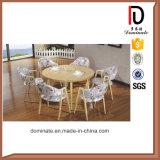 新しいデザイン段階的余暇の食堂木椅子