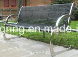 ステンレス鋼の公共の待っている椅子(2つ以上のシート)