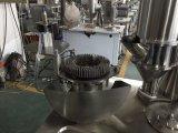Petite machine de remplissage de capsule semi automatique