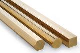 H59 H62 flacher Messingstab für Indusitrial Gebrauch