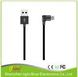 De gevlechte Kabel van de Lader USB van de Legering van het Aluminium Snelle voor iPhone X