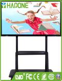 sistema d'insegnamento dell'affissione a cristalli liquidi Smartmedia del video interattivo brandnew di tocco di 55 ''