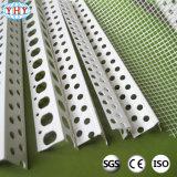 Muro a secco della fibra del branello d'angolo del PVC all'interno dell'angolo del panno