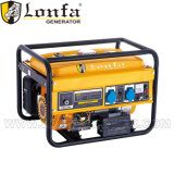 Air-Cooled 3kw 3kVA Gasoline Generator Electric Start 7HP