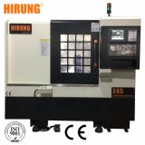 중국 최고 CNC 선반 공작 기계 Turuing 기계 E35/45t