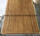 Panneau de plafond en bois neuf de PVC de couleur