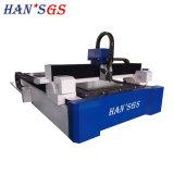 GS-Lfd3015 1000 watt della fibra del laser di tagliatrice per la taglierina di piastra metallica di 5mm