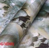 Paño de pared, PVC Wallcovering, papel de empapelar del PVC, papel pintado del PVC, tela de la pared del PVC, papel pintado del PVC