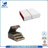 Boîte-cadeau élégante de bonne qualité de bijou