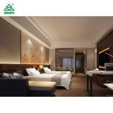 Quarto de hotel cinco estrelas conjuntos de mobiliário moderno mobiliário de alta classe para quarto de hóspede
