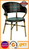 يتعشّى كرسي تثبيت مقهى أثاث لازم خيزرانيّ نظرة فناء أثاث لازم كرسي تثبيت