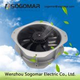 5/9 ventilateur de mur des lames 50/60Hz 225X225X80mm d'acier inoxydable pour la machine de soudure