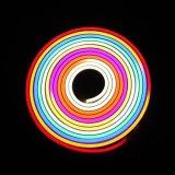La flessione al neon IP65 del LED Digital impermeabilizza l'indicatore luminoso al neon della decorazione di DC24V RGB