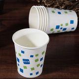 Taza de papel impresa barata del café 6.5oz aislada de China