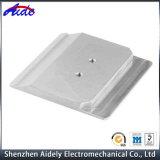 Maquinaria da liga de alumínio da elevada precisão que mmói as peças do CNC para o espaço aéreo