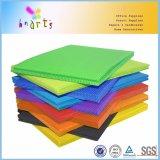 Commerce de gros carton ondulé de papier de couleur
