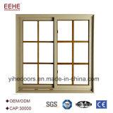 Preços de alumínio internos de Windows do vidro de indicador do deslizamento
