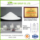 Preço moderado precipitado branco super de sulfato de bário