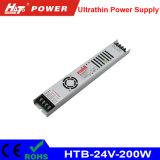 24V 8A 200W Streifen-Glühlampe Htb des Signage-flexible LED