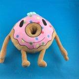 Het Leuke Monster die van jonge geitjes het Gevulde Stuk speelgoed van het Beeldverhaal van de Pluche opvullen