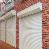 Decorative Aluminum Exterior Rolling Shutter Window