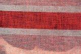 Tela de tapicería rayada para el sofá (FTH31147)