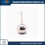 Plaqué zinc vis à tête OEM grosse boule et le boulon fabricant en Chine