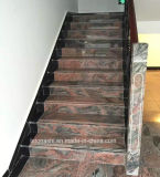 G603/Red/Black of granites Stairs for indoor step