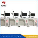 Marcatura del laser della fibra della Cina e macchina per incidere per la stampante del codice a barre per metallo