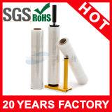 4 пленка простирания обруча LLDPE Shrink паллета руки Rolls