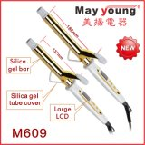 M609 New Golden modelador de cabelo do aquecedor MCH
