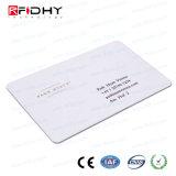 Preiswerte Wegwerf-RFID Papier-Arbeitsweg-Eingangs-Karte