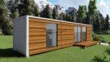 組立て式に作られた/プレハブの修正される良質の輸送箱のビーチハウス