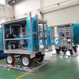 De beweegbare Zuiveringsinstallatie van de Olie van de Transformator van het Type