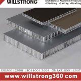 Isolação térmica de alumínio do painel do favo de mel