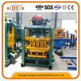 El bloque automático Qt4-25 hace la máquina del ladrillo de la máquina del ladrillo