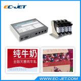 食品包装のためのマルチ印字ヘッドのTijの高リゾリューションプリンター(ECH800)