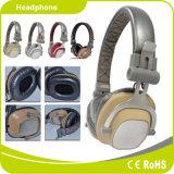 금속과 아BS Metrial 입체 음향 타전된 머리띠 헤드폰 헤드폰