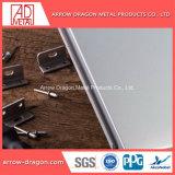 PVDF 열 - 지붕 덮음 천장 Soffit를 위한 격리 방음 알루미늄 벌집 위원회