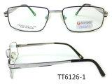 Het eenvoudige Optische Frame van Eyewear van het Titanium met Verschillende Stijl (TT 6126)