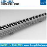 El paisaje exterior IP65 de iluminación LED 60W RGB LED bañador de pared