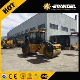 Liugong 21 톤 진동하는 두 배 드럼 롤러 도로 Clg6213e