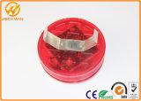 Haute luminosité ronde rouge pour voyant LED trafic cône