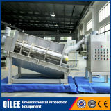 Máquina urbana de la prensa de tornillo del acero inoxidable del tratamiento del lodo de aguas residuales