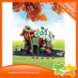 Minischieflaufhaus-schiebt im Freiengeräten-Kind-Spiel-Spiel-Spiel-Station für Verkauf